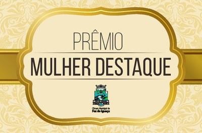 Prêmio Mulher Destaque