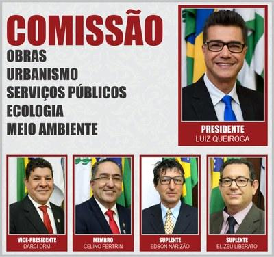COMISSÕES PERMANENTES 2020 - OUSPEMA