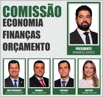 Comissão de EFO 2021