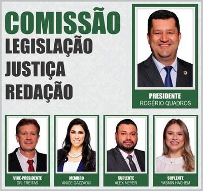 Comissão de LJR 2021