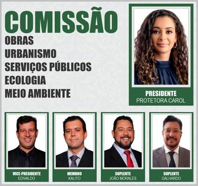 Comissão OUSPEMA 2021