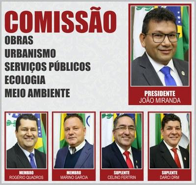 Comissão  COUSPEMA - 2019