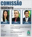 COMISSÕES TEMPORÁRIAS 2020 - Secretaria Municipal de Saúde