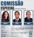 COMISSÕES TEMPORÁRIAS 2021 - Imóveis Foreiros