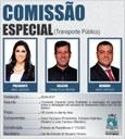 COMISSÕES TEMPORÁRIAS 2021 - Transporte Público