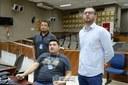 Câmara de Foz recebe visita do Presidente da Câmara de Ponta Grossa - 29-10