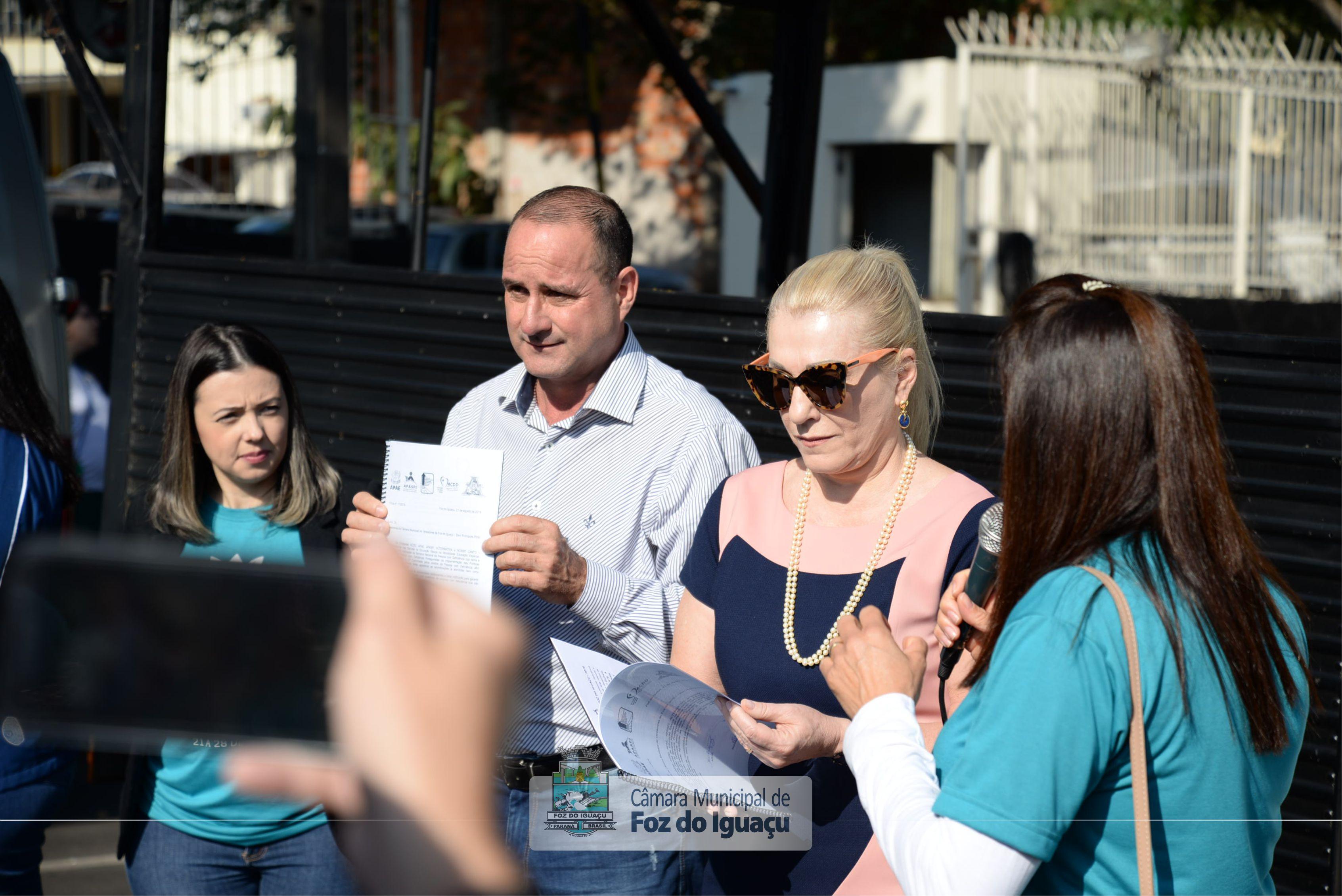 Caminha da Semana da Pessoa com Deficiência Intelectual e Múltipla - 21-08 (01)