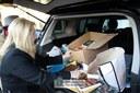 Doação de livros a Biblioteca Municipal - 04-07 (08)