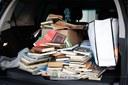 Doação de livros a Biblioteca Municipal - 04-07 (09)