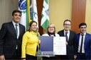 Entrega de Título de Cidadã Honorária a Desembargadora Rosemarie Diedrichs - 12-08 (11)