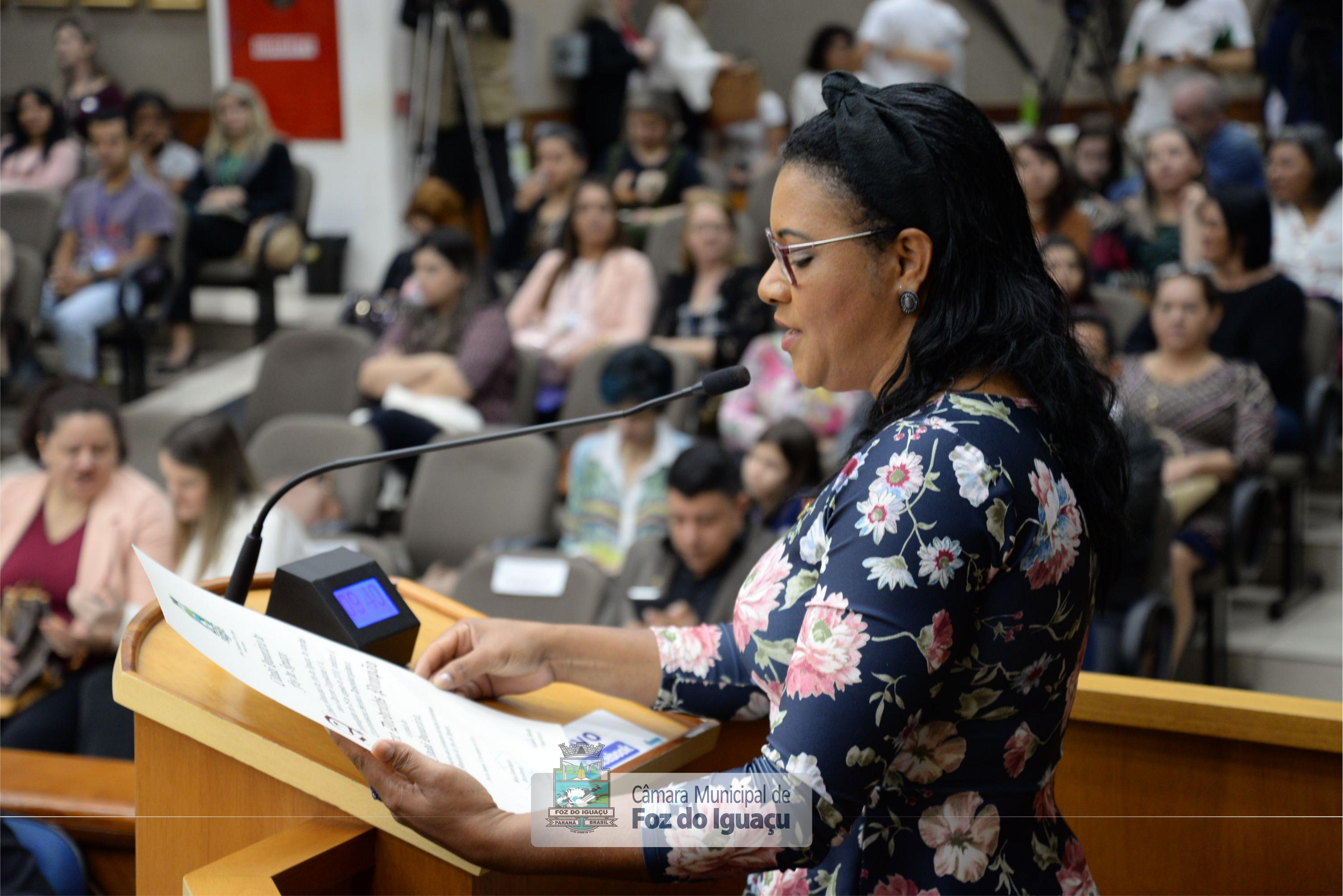 Entrega de Título de Cidadã Honorária a Desembargadora Rosemarie Diedrichs - 12-08 (18)