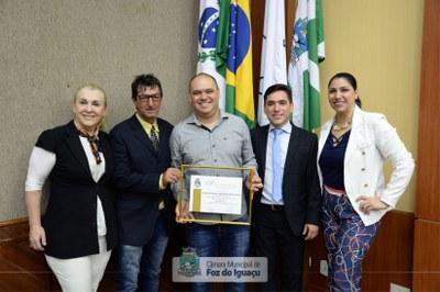 Moção de Aplauso ao Colégio Estadual Presidente Costa e Silva - 10-12