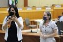 Reunião bancada feminina com rede de proteção à mulher (19/02/2021)