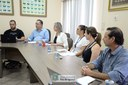 Reunião com a Secretaria de Meio Ambiente - 13/03/2020