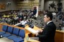 Vereador Marcio Rosa (Foto: Diretoria de Comunicação CMFI - Maria Fernanda Setti)