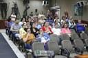 Servidores da área da saúde marcaram presença nas Sessões desta terça-feira 19-03-2019