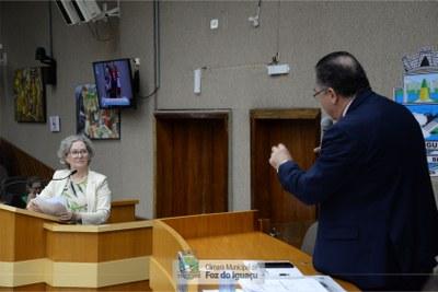 Sessão Ordinária e Sessão Extraordinária - 05-12