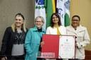Título de Cidadã Honorária a Drª Cirleine Costa Couto - 26-06 (02)