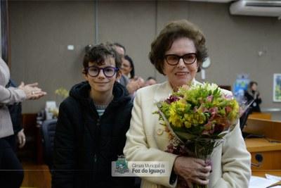Título de Cidadã Honorária a Iracema Dariz - 08-07 (05)