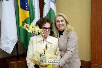 Título de Cidadã Honorária a Iracema Dariz - 08-07 (09)
