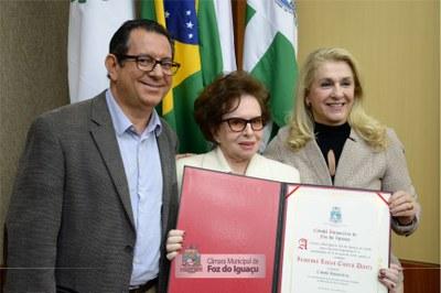 Título de Cidadã Honorária a Iracema Dariz - 08-07 (10)