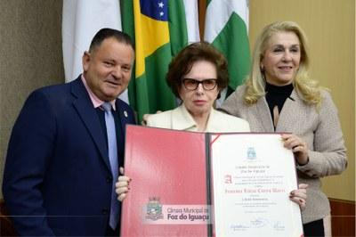 Título de Cidadã Honorária a Iracema Dariz - 08-07 (11)