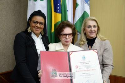 Título de Cidadã Honorária a Iracema Dariz - 08-07 (12)