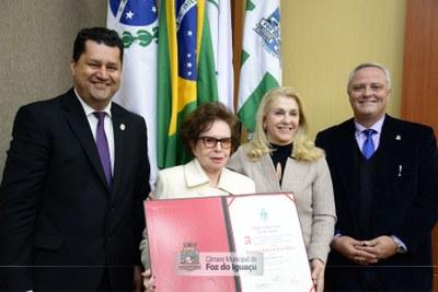 Título de Cidadã Honorária a Iracema Dariz - 08-07 (15)