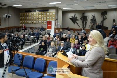 Título de Cidadã Honorária a Iracema Dariz - 08-07 (19)