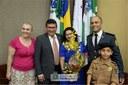 Título de Cidadão Benemérito ao Capitão Eliseu Gonçalves - 13-12-2019