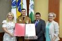 Título de Cidadão Honorário ao Major Marcos Aparecido de Souza - 19-06 (14)