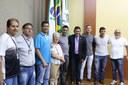 Vereador João Miranda e moradores da região do Porto Meira - 23-04 (01)