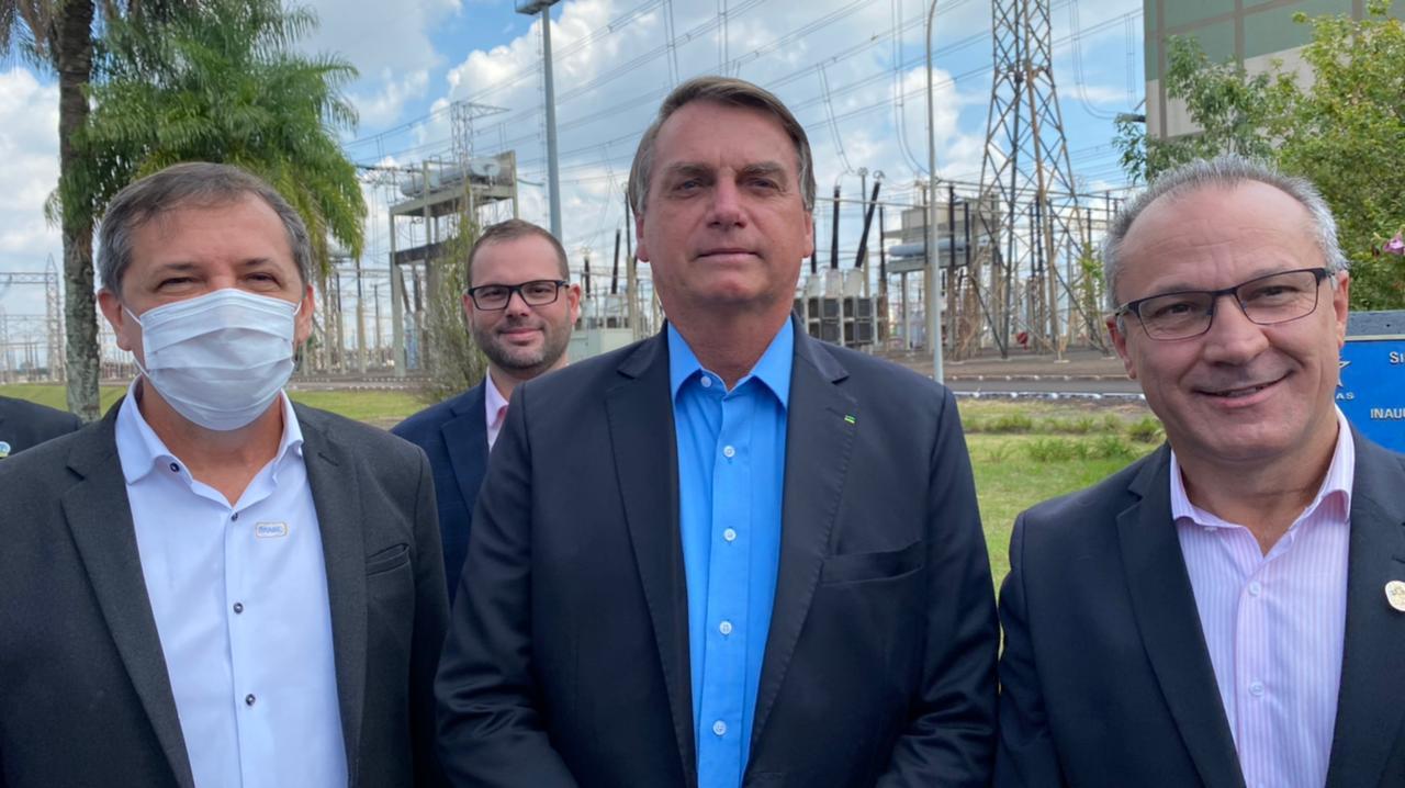 """""""Bolsonaro é um parceiro nas ações estruturantes"""", destaca o Presidente da Câmara de Foz"""