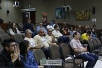 Audiência pública debate sobre a cadeia de pescado em foz