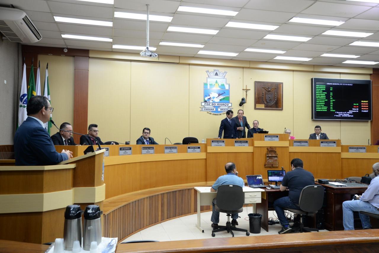 Câmara aprova orçamento para 2020 e projeto segue para sanção do Prefeito