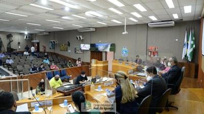 Câmara autoriza doação de terreno para utilização da Receita Federal
