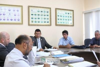 Vereadores de Foz analisam Programa de Refis para facilitar quitação de dívidas tributárias