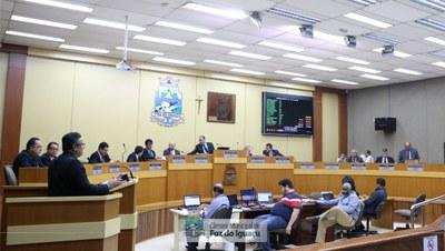 Câmara de Foz rejeita as contas de 2014 do Ex-Prefeito Reni Pereira