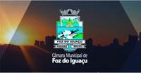 Câmara Municipal de Foz do Iguaçu entra em recesso, mas não terá férias coletivas