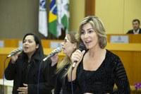 Câmara Municipal homenageia comunidade evangélica de Foz do Iguaçu