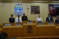Câmara retoma sessões ordinárias nesta quinta-feira (07)