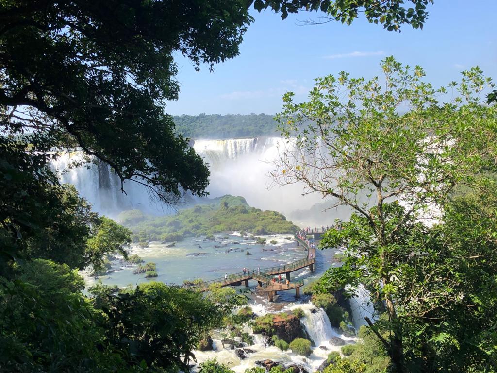 Câmara de audiência pública sobre nova concessão do Parque Nacional do Iguaçu
