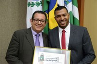 Colégio Adventista, destaque na educação de Foz, é homenageado na Câmara Municipal