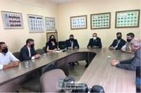 Comissão do transporte dialoga com OAB sobre continuidade dos serviços prestados à população