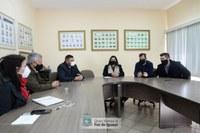 Comissão Especial do Transporte se reuniu com Foztrans e definiu visita técnica na próxima semana