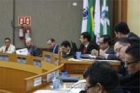 Comissões reunidas apresentam parecer referente a projeto que regulamenta aplicativos de transporte