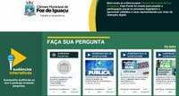 Conheça a nova ferramenta da Câmara de Foz para participação em audiências públicas, o e-Democracia
