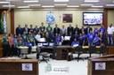 Convívios Tabor e Damasco são homenageados na Câmara