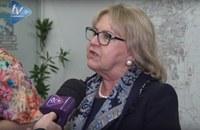 Desembargadora Rosemarie Diedrichs será congratulada como cidadã honorária de Foz