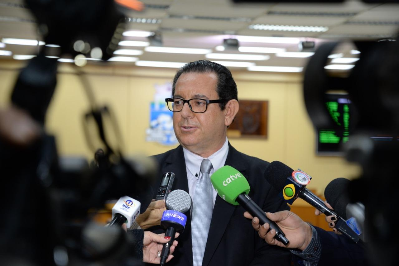 Elizeu Liberato assume como novo 1º Secretário da Câmara de Foz